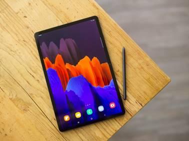三星Galaxy Tab S7|S7+:助你高效办公 尽情娱乐