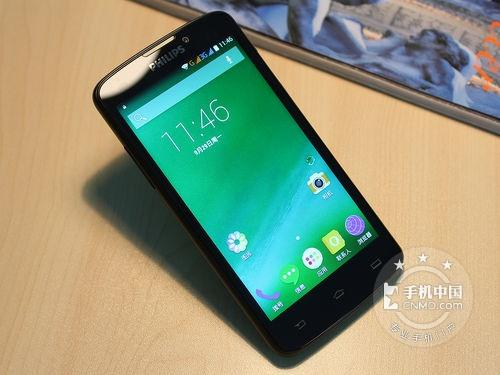 寸720p屏 飞利浦手机V387现货热卖