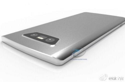 LG G6渲染图