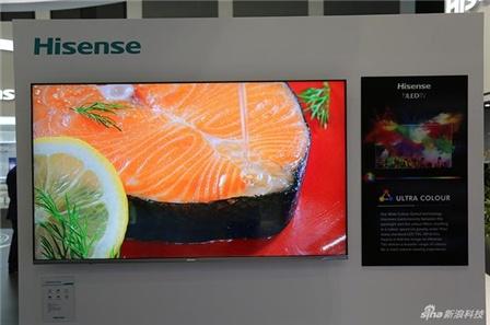 机智堂: 海信发了台ULED电视 画质比OLED好在哪?