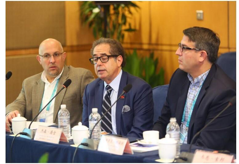 由汇桔网主办的中美企业知识产权运营对接会在上海举办!