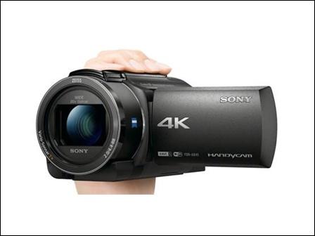索尼摄像机: 家庭出游新选择 索尼数码摄像机AX45