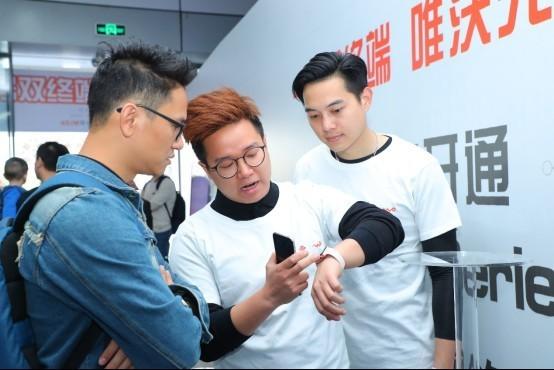 中国联通独家发布eSIM一号双终端业务,广州、深圳同步首发!