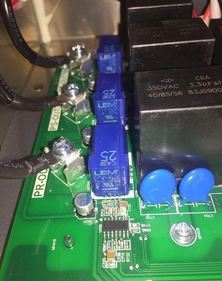 """多图拆机评测-打开机箱,看红色固德威""""芯"""""""