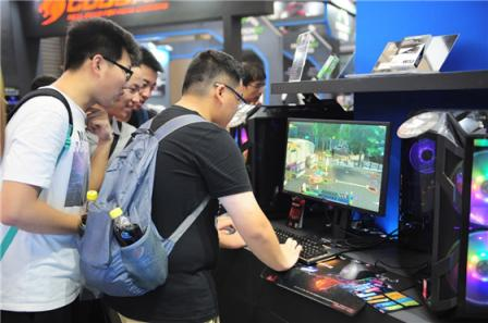西部数据打造电竞之夏 端游手游双线发力ChinaJoy2018