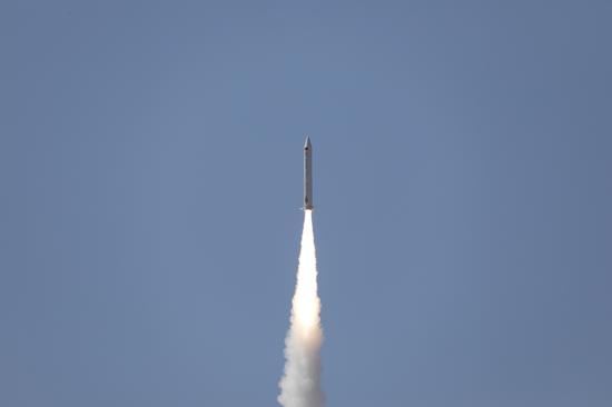 火箭成功升空