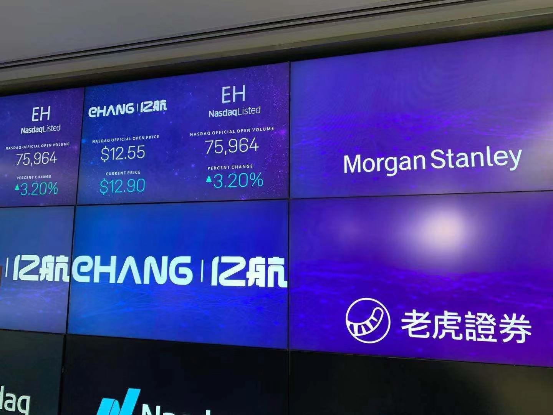 老虎证券任承销商助力中国无人机
