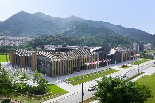 生态设计小镇吸引全球目光,云沃客亮相第二届世界生态设计大会定制产业展