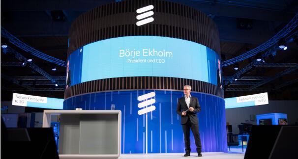 鲍毅康:爱立信将于2019年助力在全球范围内开启5G