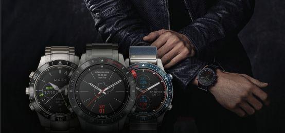 IM体育官网注册-30周年巅峰之作 Garmin发布MARQ系列高端智能腕表