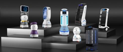 「擎朗智能」完成C轮融资,继续发力送餐机器人全球化落地