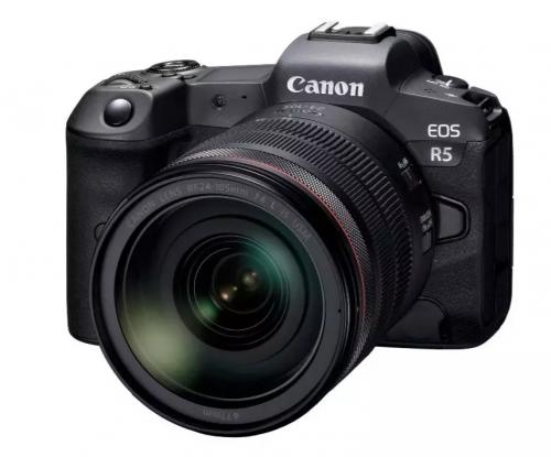 渴望体验8K视频拍摄功能?推荐全画幅微单佳能EOS R5
