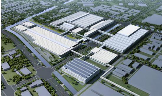 大象转身,上汽大众MEB工厂投产,加速拥抱电动化
