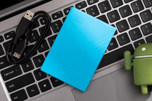 选择属于你的高颜值设计,WD My Passport移动硬盘评测