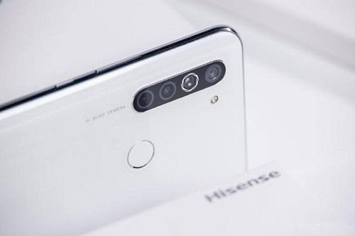 享受极致轻快5G 体验 海信手机F50暑假换机新选择