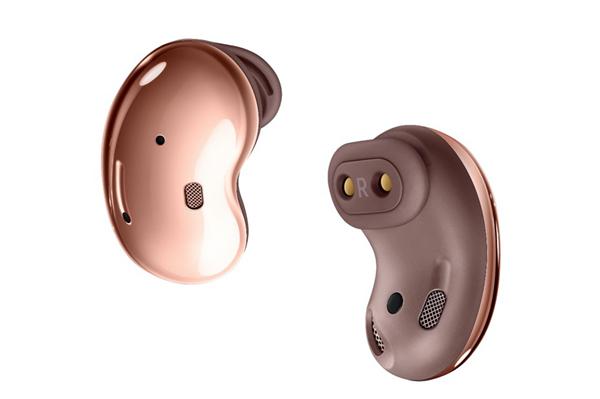 三星新一代可穿戴设备Galaxy Watch3和Galaxy Buds Live中国发布