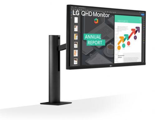 享超所想 围你所动 LG Ergo显示器值得送给更好的你