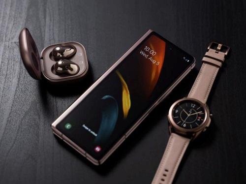 智能手机同质化严重,三星Galaxy Z Fold2 5G指明未来