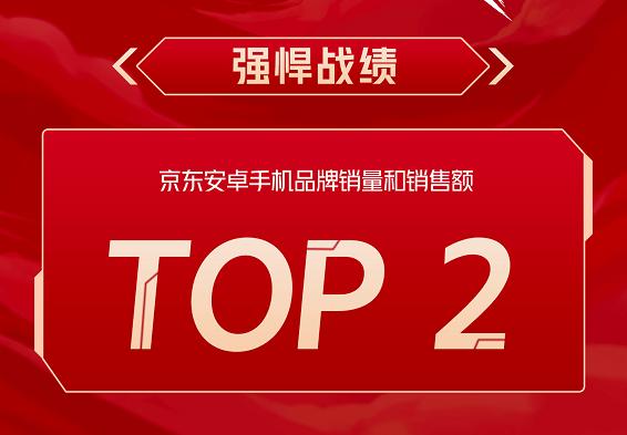 一举夺得安卓手机TOP2,iQOO如何实现的?